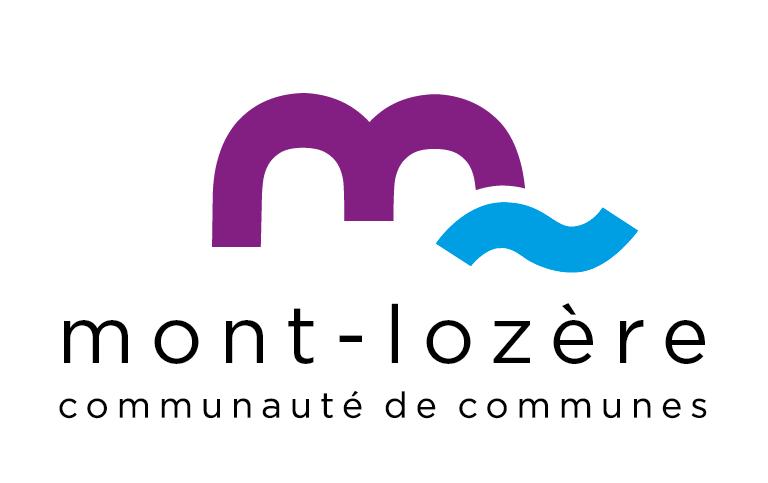 Logo de la communauté des communes Mont-Lozère