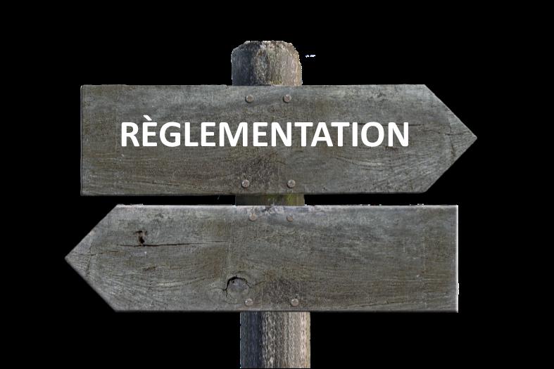 Règlementation ANC