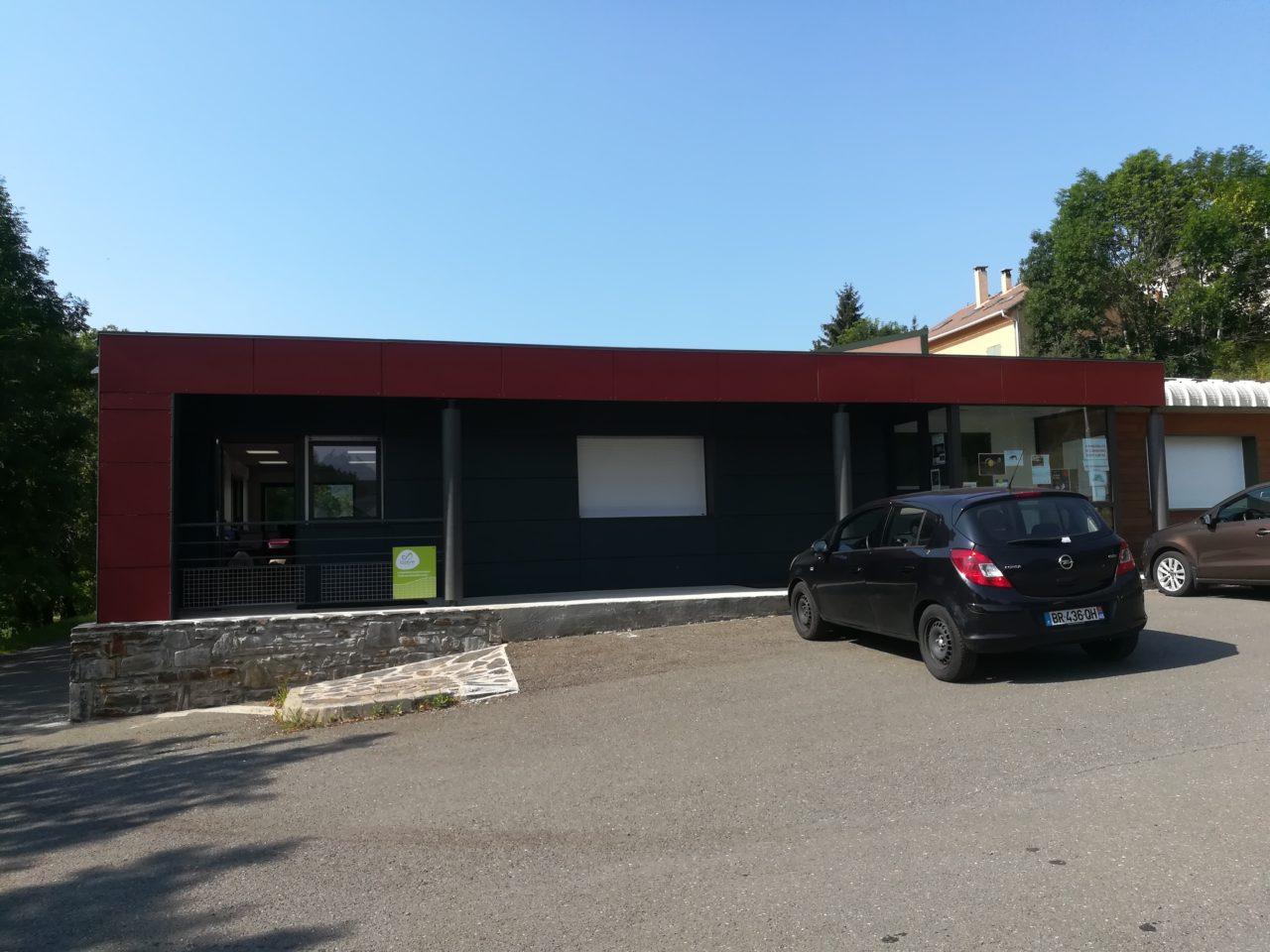 Bâtiment Administratif Communautaire – Le Bleymard – Siège