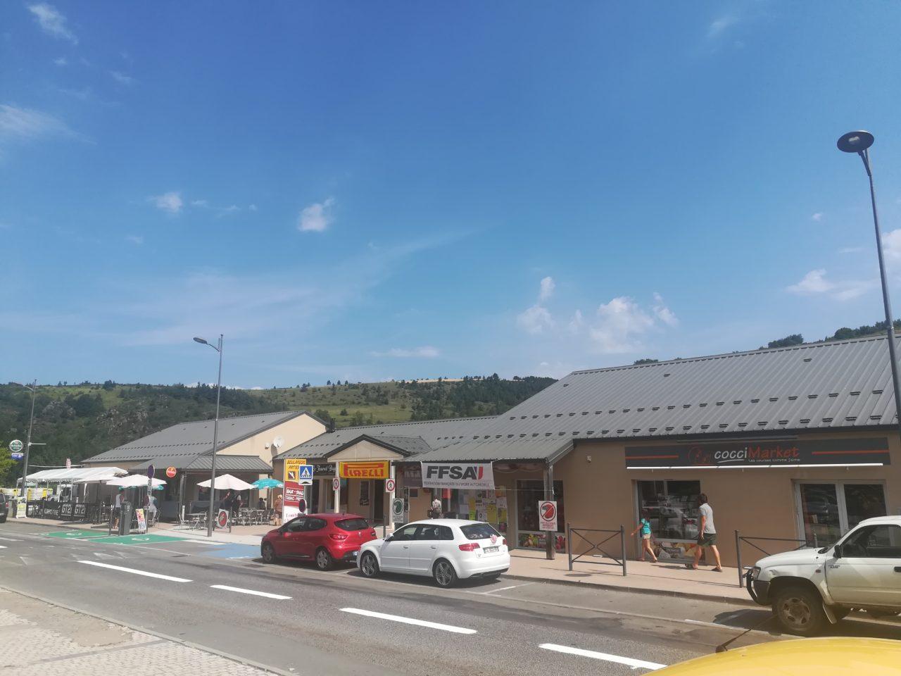 Complexe Multiple Rural – Bagnols les Bains