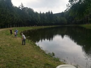 Photo Elu(s) de la commune L'étang du béal – La Bastide Puylaurent