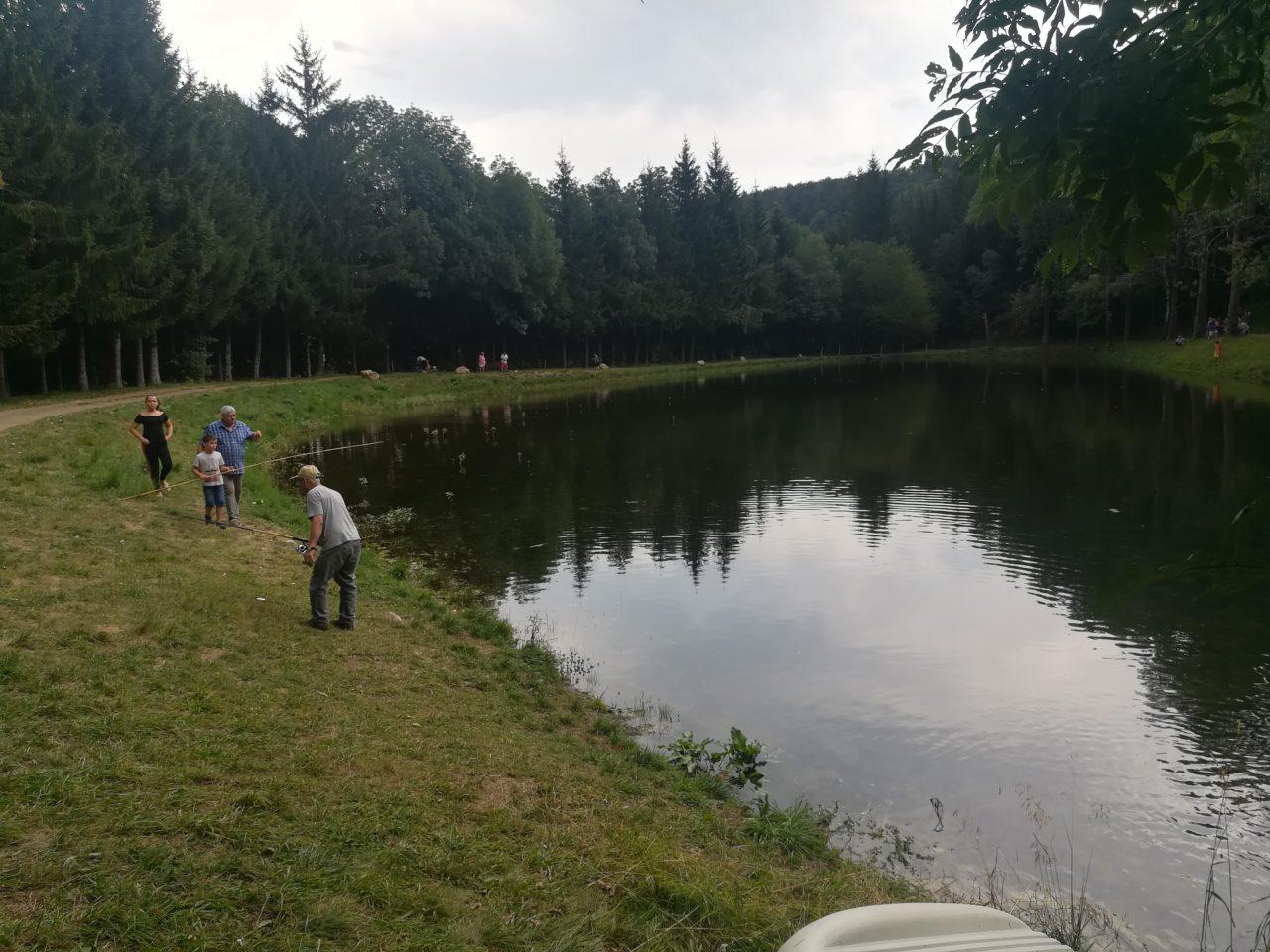 L'étang du béal – La Bastide Puylaurent