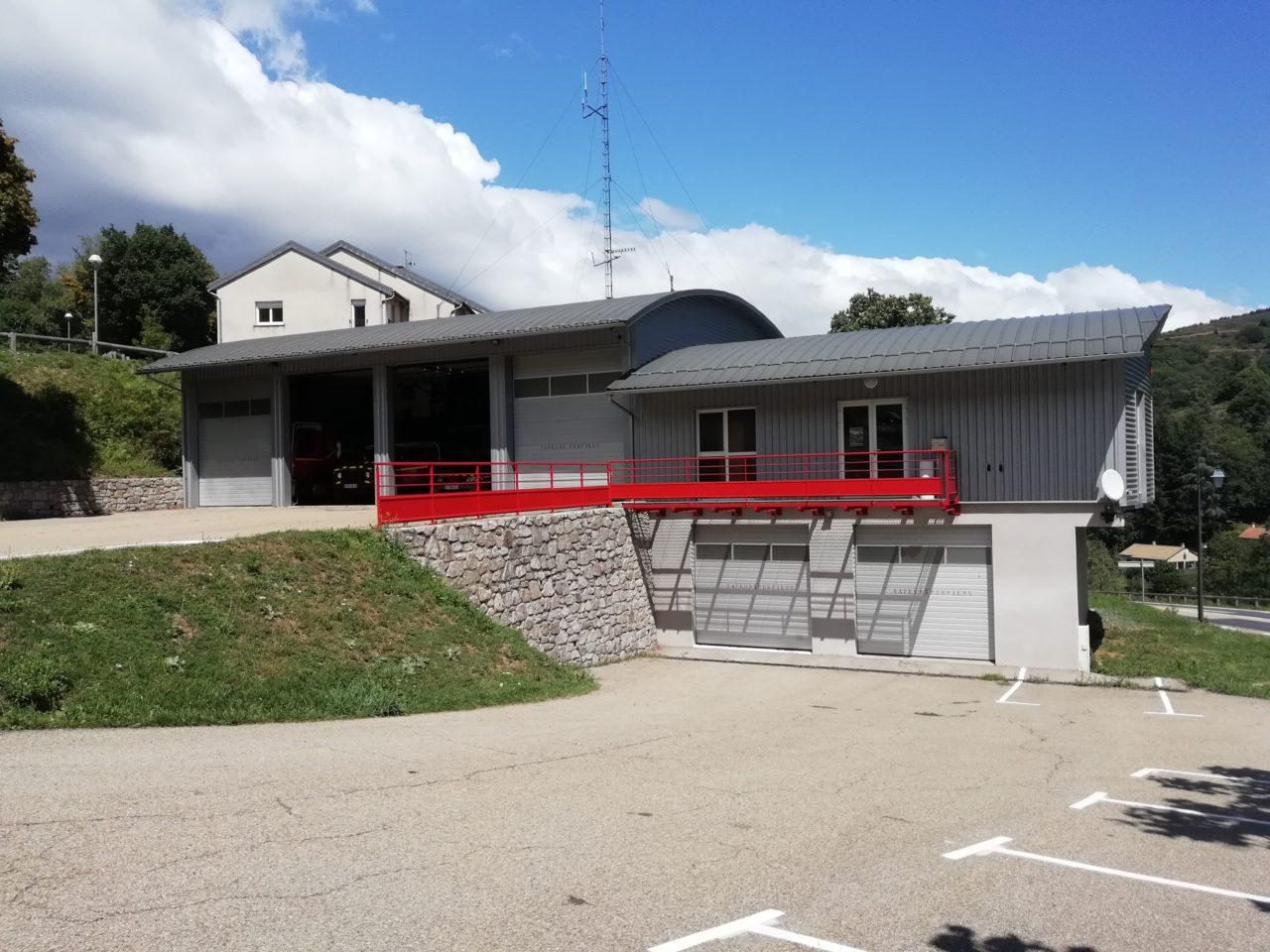 Centre de Secours – Villefort