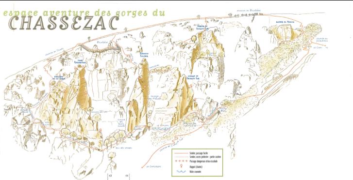 UTPN – Gorges du Chassezac