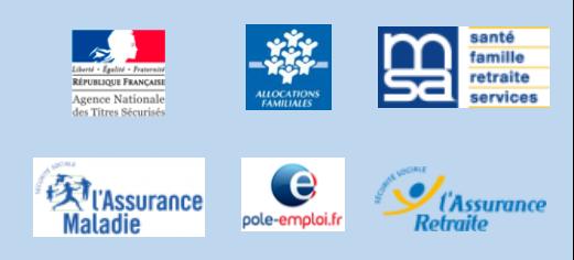 Les partenaires de la MSAP