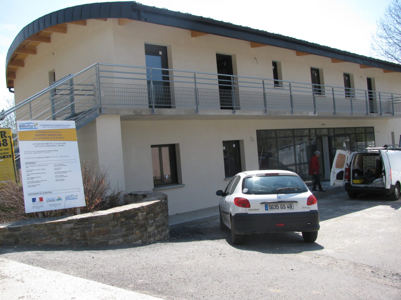 Maison médicale – La Bastide Puylaurent