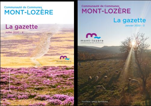 2020 – La Gazette !
