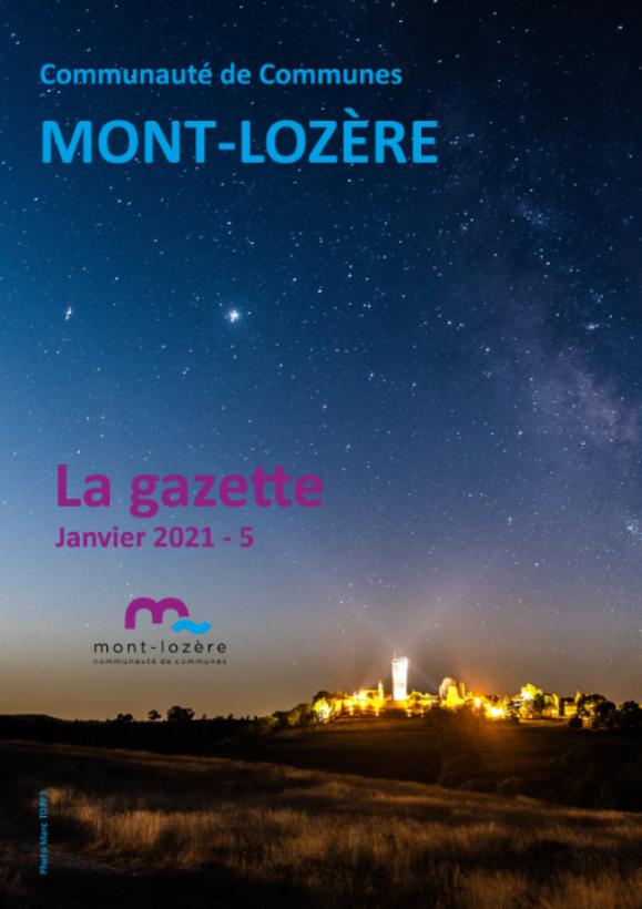 2021 – LA GAZETTE !